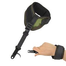 Archery Wrist Release Aids Trigger Caliper Straps Adjustable Compound Bow Shoot