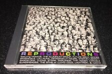 Reproductions Songs Of The Human League CD Rare OOP Future Bible Heroes Ladytron