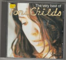 TONI CHILDS - the very best of CD