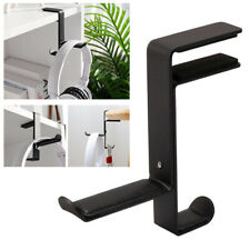 Headphone Holder Headset Earphone Bag Hanger Hook Under Desk Table Stand Bracket