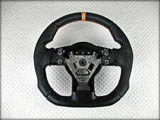 custom NISSAN 350z INFINITI 2003-08 FX30 FX35 37 FX50 STEERING WHEEL Flat Thumbs