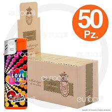 5000 Cartine BRAVO REX Finissime Anniversario Corte Doppie 50 pz Limited Edition