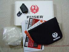Ruger Sr22 Factory Cardboard Box With Manual + Rug + More - 84182. L@K!