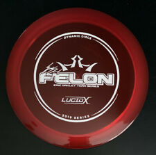 Dynamic Discs Lucid X Felon Eric Oakley Team Series 173 grams