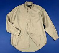 Ralph Lauren blake camicia uomo usato shirt polo M lino luxury man shirts T6095