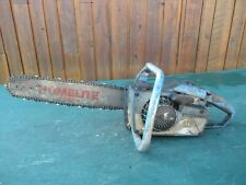 """Vintage HOMELITE XL-101 Chainsaw Chain Saw with 15"""" Bar"""