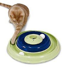 Bergan Catnip Hurricane Cat Toy, Play,Catnip,Scratch,Furniture,Pad,Exercise,Ball