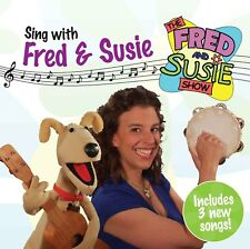 Sing with Fred and Susie music CD