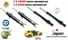 FOR MAZDA RX8 1.3 2003-2012 NEW 2X FRONT + 2X REAR LEFT RIGHT SHOCK ABSORBER SET