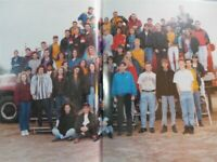 1994 BEULAH HIGH SCHOOL North Dakota Original YEARBOOK Annual Miner