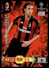Panini Adrenalyn XL UEFA Champions League 2010/2011 AC Milan Alessandro Nesta