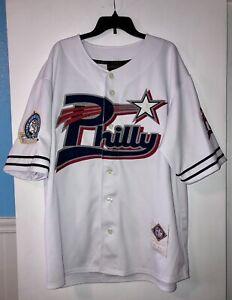 NLBM Philly Philadelphia Stars The Negro League Baseball Jersey # 15 Size XL