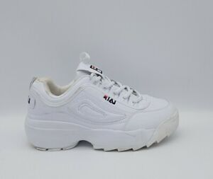 NO BRAND  Mens Size 6UK Casual Running Walking Sport Shoes White Laced In E U C