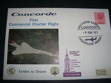 British Airways Concorde 1977