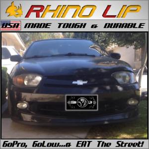RhinoLip® GM Chevrolet Impala Lumina Meriva Nova Vectra VectraGT Rubber Chin Lip