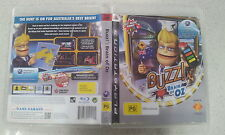 Buzz brain of Oz PS3