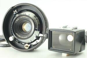 【 N MINT- w/ Finder 】 Mamiya Sekor 65mm f/6.3 Lens For Mamiya Press from JAPAN