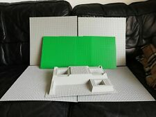 LEGO Base Plate 3D Raised Board  4 48 x 48 studs and  3 32 x 32 studs