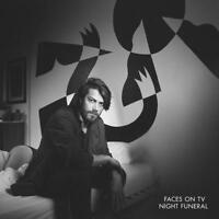 FACES ON TV - NIGHT FUNERAL   CD NEU