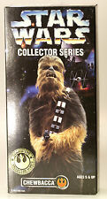 Mib Star Wars 12� Chewbacca Collector Series Brand New Figure Doll 12 Potf 1996