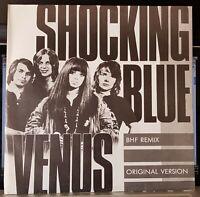 "Shocking Blue – Venus, BHF remix - 1990 12"" single excellent"