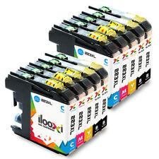 XXL 10 Drucker Patronen für Brother LC223 LC225 LC227 MFC-J4420DW DCP-J4120DW
