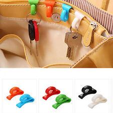 2pcs Hangers Key Ring Chain Holder Hook Handbag Shoulder Bag Organizer Tools