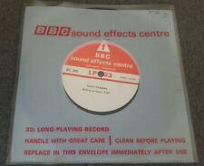 "BBC SOUND EFFECTS CENTRE EC 29B  - DAIRY FARMING - 7"" SINGLE"