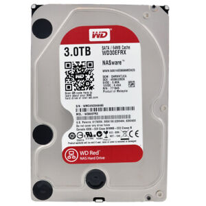 WD Red WD30EFRX - 3TB 5400rpm 64MB 3.5zoll SATA600