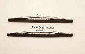 """ANCO 10"""" Wiper Blades 1941-1942 Desoto Deluxe"""