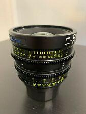 Tokina Cinema ATX 11-20mm T2.9 Wide-Angle Zoom Lens (PL Mount)