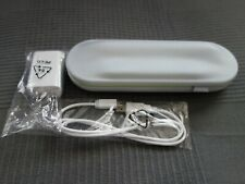 Philips DiamondClean 300 Series Travel Charger Case, Light Gray