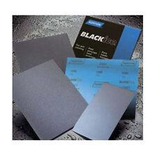 "Norton 39382 Black Ice Waterproof Sanding Paper Sheets, 9"" X 11"", (50) P800B"