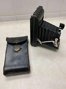 Vintage KODAK NO.1 POCKET 120 FILM FOLDING Camera