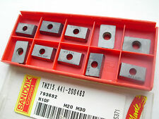 10 Sandvik carbide tips TM 215.44 I-200463 H10F ( 215.44 15T312 15 T3 12