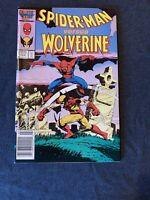 Spider-Man vs. Wolverine #1 (Feb 1987, Marvel)