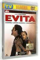 DVD EVITA 1997 Biografico Madonna Antonio Banderas Jonathan Pryce