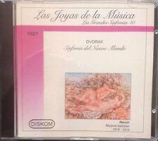 Las Joyas de la Musica - Dvorak - Las Grandes Sinfonias - 10 (CD)