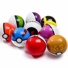 9PCS Kids Collectible Pokeball Mini Poke Pocket Monster Action Figure Kids' Toy