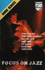 John Coltrane, Dizzy Gilespie, Art Blakey, Vintage Tape Focus on Jazz