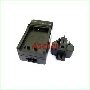 Battery Charger for JVC GR-D860EK GS-TD1BEK GZ-HD40 GZ-HD10 GZ-HD6 GZ-HD5 GZ-HM1
