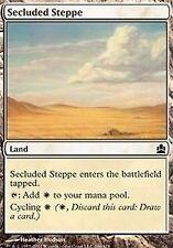 4x Steppa Isolata - Secluded Steppe MTG MAGIC Com Ita
