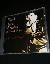 Gene Vincent The Great Rocker 1996 UK