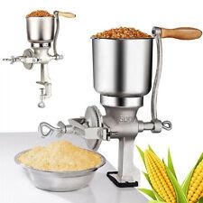 2017 Manual Corn Grinder Flour Maker Wheat Grain Nut Mill Cast Iron Kitchen Tool