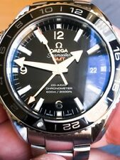Omega Seamaster Planet Ocean 600m 232.30.44.22.01.001 Co-Axial Gmt With Papers