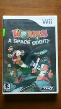 Worms: A Space Oddity (Nintendo Wii, 2008) Brand New, Factory Sealed