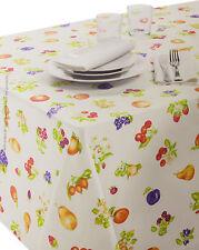 Servizio tavola rettangolare Vallesusa SIVIGLIA cm 150x270 12 persone multicolor