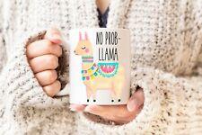 New listing No Prob Llama Mug Llama Mug Funny Coffee Mug Funny Llama Mug Gift 11oz 15oz