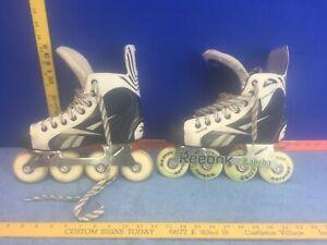 Reebok Labeda 5K Fitlite Rollerblades Inline Skates size 3 Shoe size 4.5