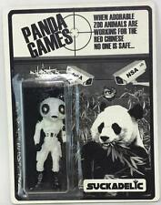 PANDA GAMES ACTION FIGURE SUCKADELIC SUCKLORD ANGRY WOEBOTS DCON EXCLUSIVE